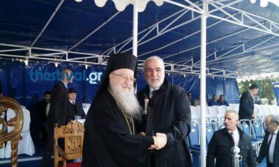 Στην παρέλαση ο Ιβάν Σαββίδης!