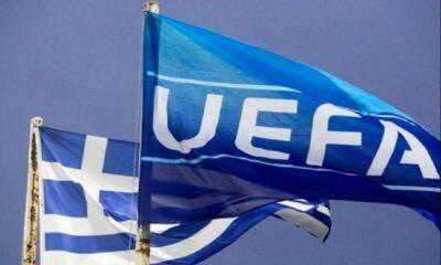 Βαθμολογία UEFA: Στην 20η θέση η Ελλάδα