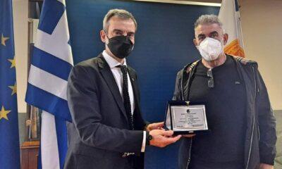 Στο Δημαρχείο οι Κυπελλούχες Ελλάδας! (pics)
