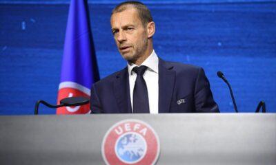 """Τσέφεριν: """"Όποιος είναι στην ESL, θα μείνει εκτός της UEFA"""""""