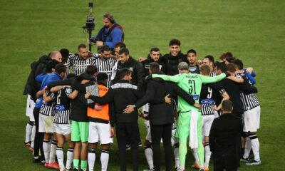 Γκαρσία σε παίκτες: «Αυτό είναι ομάδα, όλοι μαζί να πάρουμε το κύπελλο!» (vid)