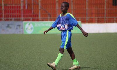 Ένας 11χρονος έκανε ντεμπούτο σε αγώνα ανδρικών ομάδων! (vid)
