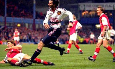Σαν σήμερα: Το επικό γκολ του Γκιγκς στον ημιτελικό του FA Cup (pics+vid)