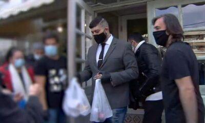 Θεσσαλονίκη: Εκατοντάδες μερίδες φαγητού σε αστέγους για 180 ημέρες (vid)