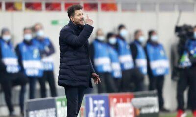 Σιμεόνε για ESL: «Ήμουν σίγουρος ότι ο σύλλογος θα έπαιρνε τη σωστή απόφαση»