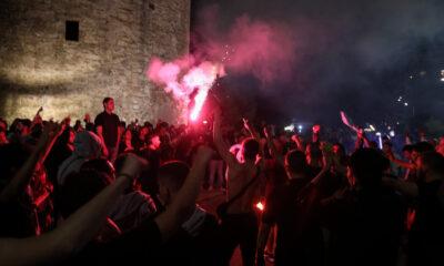 Στο πόδι η Θεσσαλονίκη για τους Κυπελλούχους! (vid)