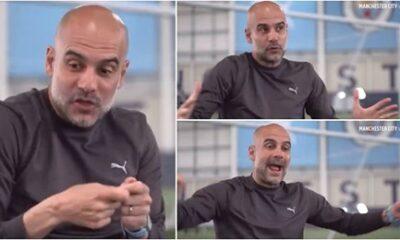 """Σόου Γκουαρντιόλα: Εξηγεί τον τρόπο παιχνιδιού της Τσέλσι μέσα σε 30"""" !(vid)"""