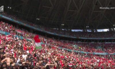 Euro2020: Η επιστροφή του κόσμου στα γήπεδα (vid)