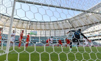 Ουαλία – Ελβετία 0-1 : Ο Εμπολό άνοιξε το σκορ για τους Ελβετούς (vid)