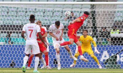 Ουαλία – Ελβετία 1-1: Μια σου και μια μου… κεφαλιά! (vid)
