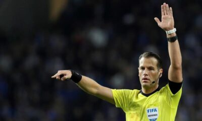 Ο διαιτητής του τελικού κυπέλλου στην πρεμιέρα του Euro