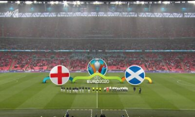 Η Σκωτία μπλόκαρε την Αγγλία (vid)