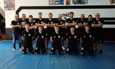 Έτοιμοι για το Πανελλήνιο Πρωτάθλημα οι έφηβοι του ΠΑΟΚ!