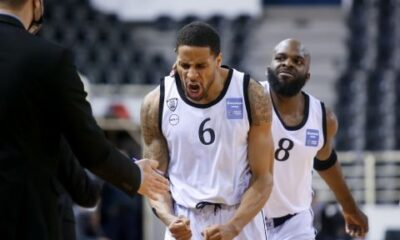 PAOK for three