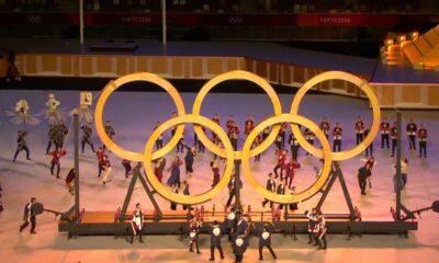 Η τελετή έναρξης των Ολυμπιακών αγώνων (vids)