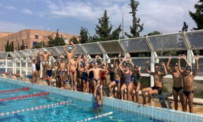 Με 101 κολυμβητές ο ΠΑΟΚ στο πανελλήνιο