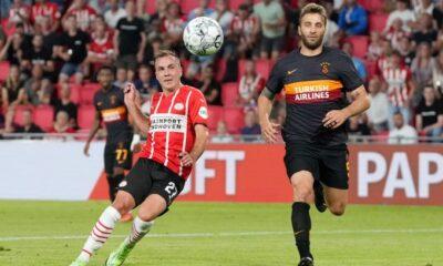 Διέλυσε την Γαλατασαράι με 5άρα η PSV