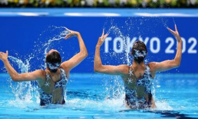 Tρία νέα κρούσματα Covid-19 στην ομάδα καλλιτεχνικής κολύμβησης