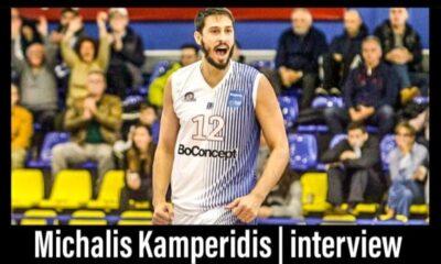 """Καμπερίδης: """"Ξέρω πολύ καλά που έρχομαι"""""""