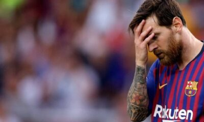 Marca: Φεύγει από την Μπαρτσελόνα ο Μέσι!
