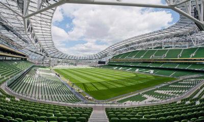 Πνοή για το Δουβλίνο, γήπεδο ποδοσφαίρου και ράγκμπι κι έδρα της Μποέμιαν