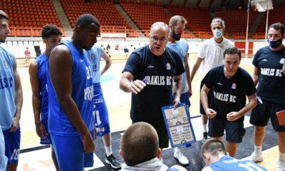 Χωρίς πιστοποιητικό συμμετοχής στην Basket League o Ηρακλής
