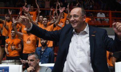 Νέος πρόεδρος στην ΕΟΚ ο Λιόλιος