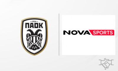ΠΑΟΚ και NOVA κι επίσημα μαζί