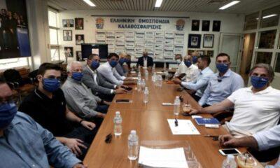 ΕΟΚ: Νέο διοικητικό συμβούλιο χωρίς Φασούλα!