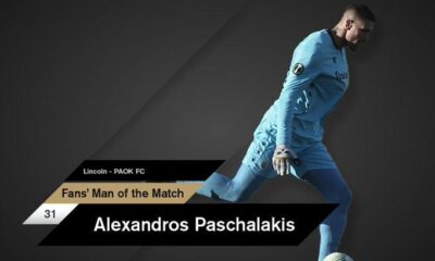 MVP ο Πασχαλάκης στο Γιβραλτάρ (vid)