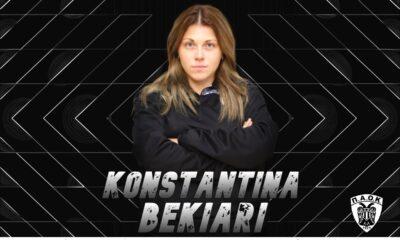 Γενική αρχηγός στο γυναικείο ποδόσφαιρο η Μπεκιάρη